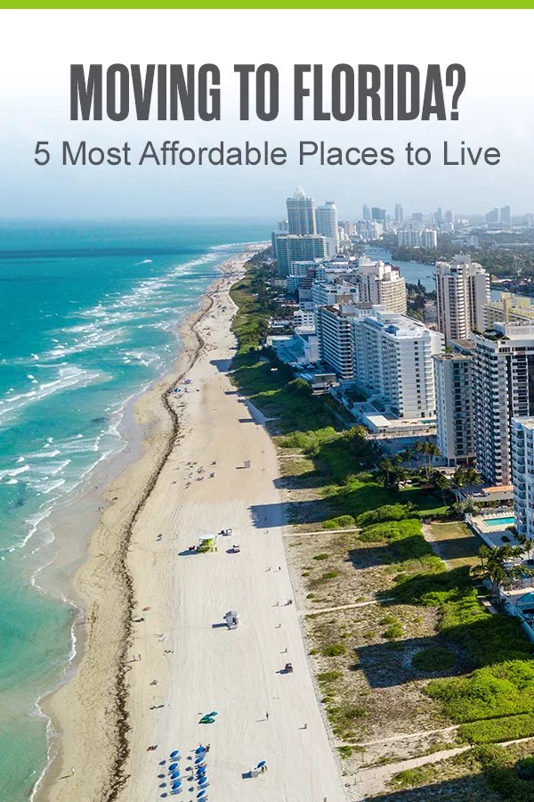 Most Affordable Places to Live in Florida