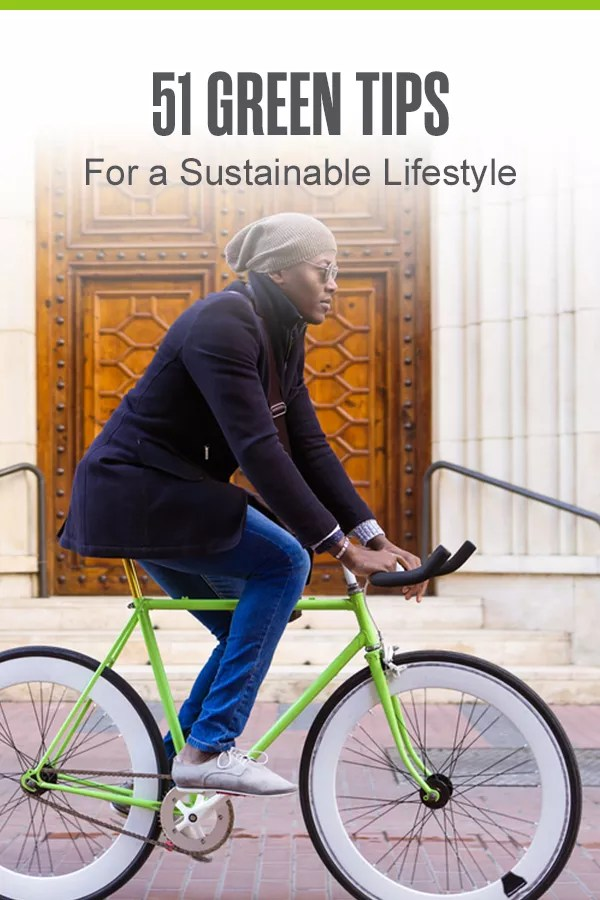 Green Tips for a Sustainable Lifestyle