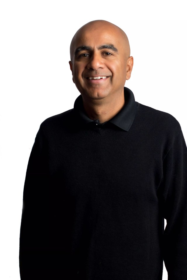 Samrat Sondhi, COO at Extra Space Storage photographed by Utah Business Magazine