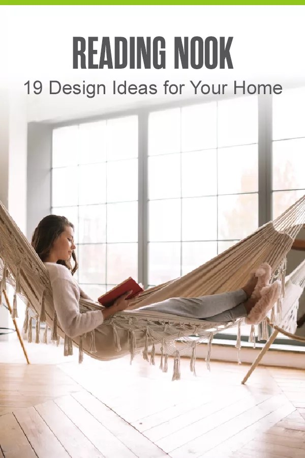 Pinterest: Reading Nook: 19 Design Ideas for Your Home