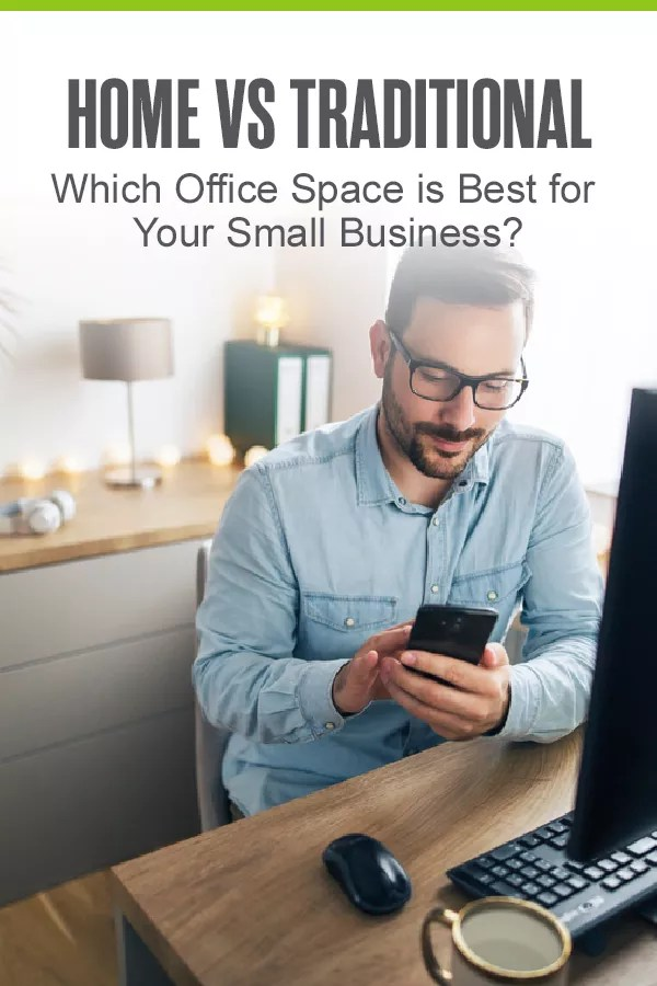 Pinterest: Home vs. Traditional: Which Office Space is Best for Your Small Business?: Extra Space Storage