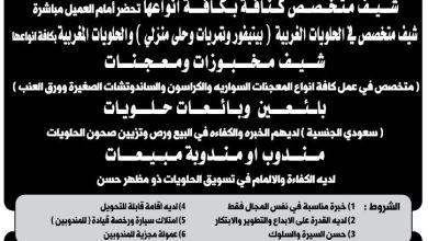 اخر عدد لوظائف جريدة الوسيلة السعودية