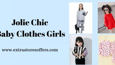 جولي شيك ملابس اطفال بنات