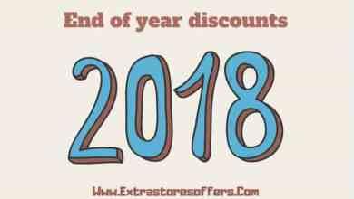 تخفيضات نهاية العام 2018 تخفيضات مُجمعة