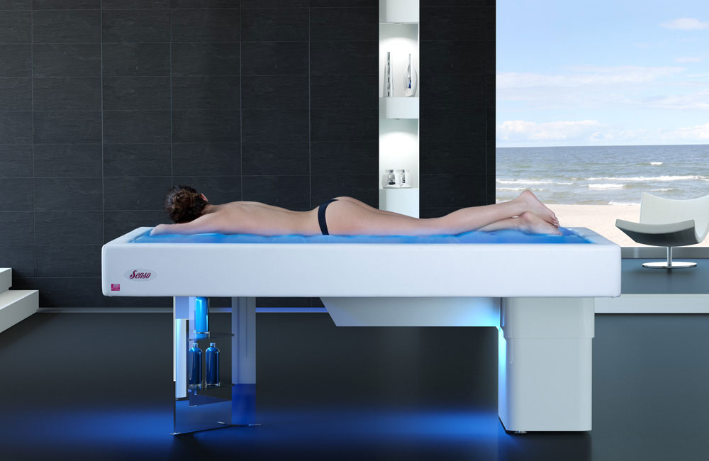 Invented For Beauty The Multifunctional Water Massage