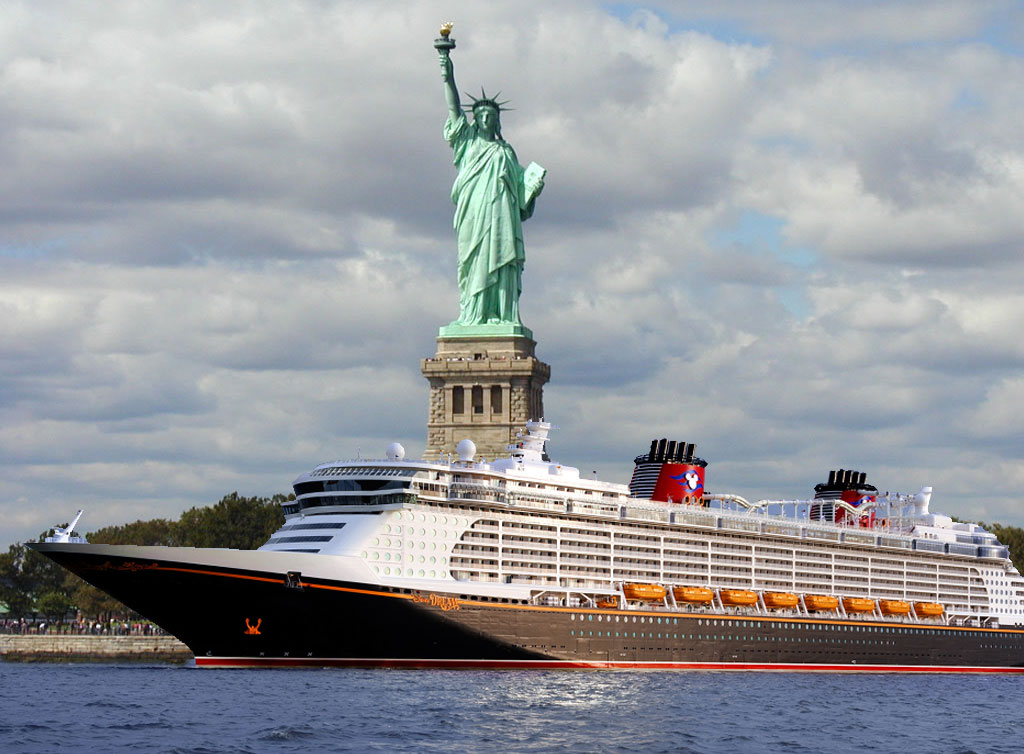 Disney Cruise Line Comes to New York City