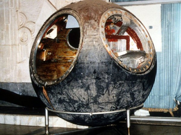 Soviet Vostok 3KA-2 Space Capsule Sells For $2.9 Million ...