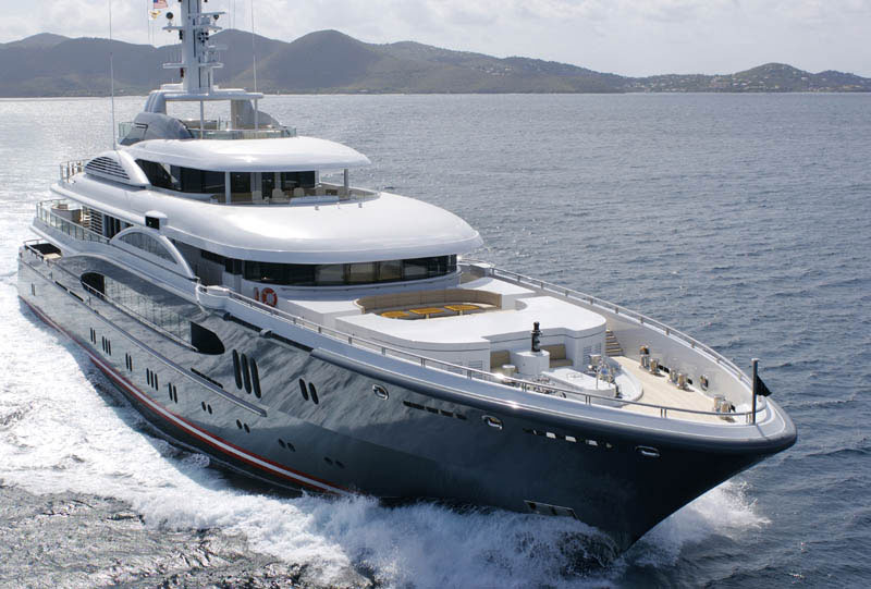 Jaguars Owner Shahid Khans Kismet Yacht Up For Grabs At