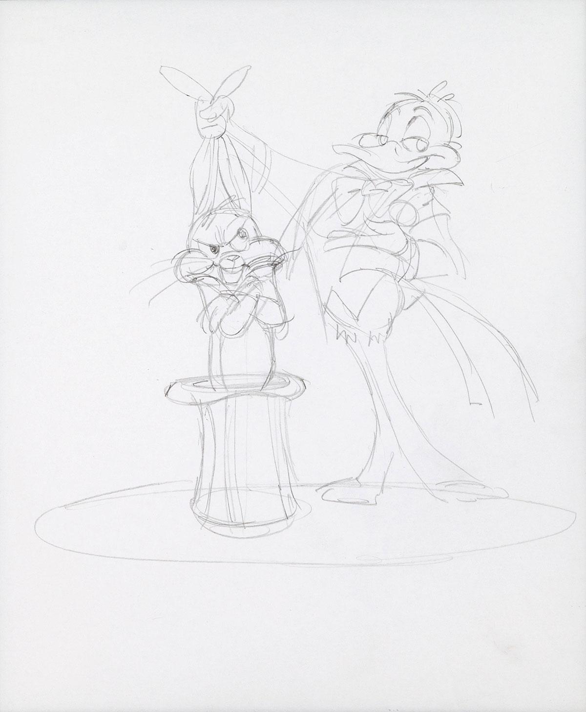Original Chuck Jones Animation Arts On Sale