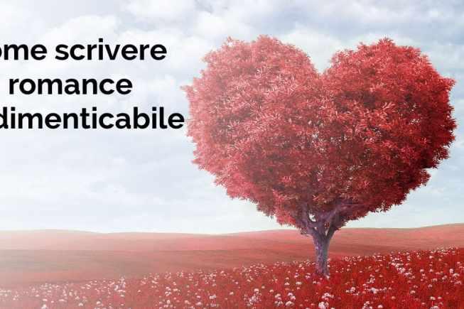 scrivere romance