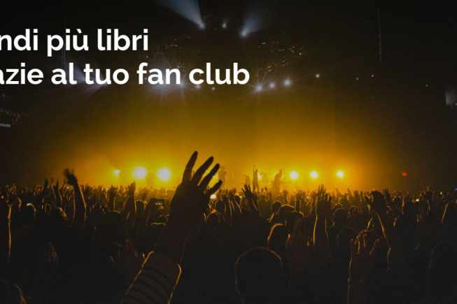 fan club autore