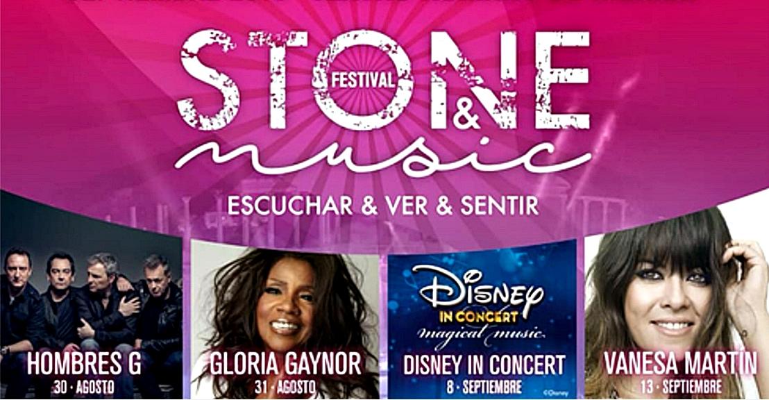 Más de 34.000 entradas vendidas para el Stone & Music de Mérida