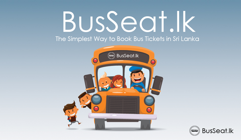BusSeat.lk : Online Bus Ticket Booking Service Sri Lanka
