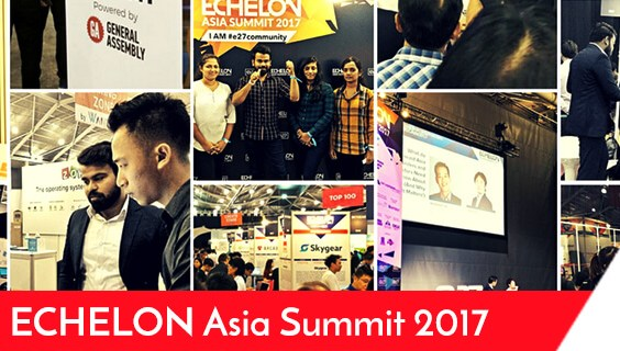 echelon asia summit 2017