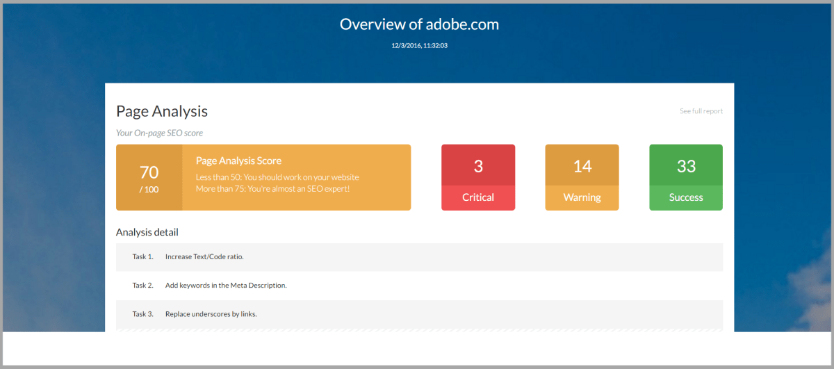 Site-analyzer-adobe