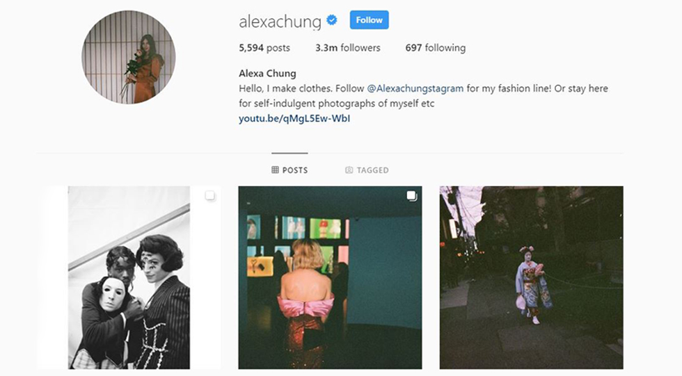 top-25-instagram-fashion-influencers- alexachung