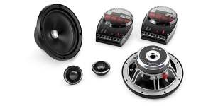 Evolution Car Audio Speakers