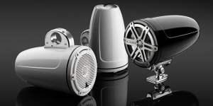 JL Audio Marine Enclosed Speakers
