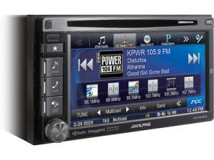 Alpine IVE-W535HD Head Unit