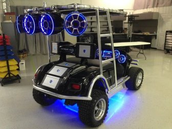 Golf Cart Speakers