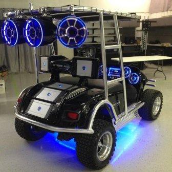 Golf Cart Speakers