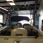 Malibu Sunsetter Marine Audio Install-3