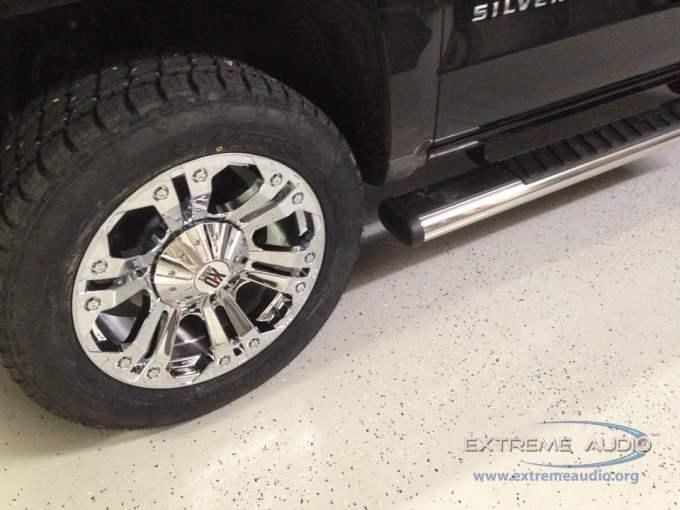 Silverado Wheel Upgrade