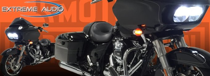 Petersburg Client Goes Big With Road Glide Audio Upgrade