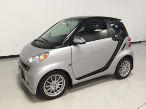 2013 smart fortwo Pioneer NEX