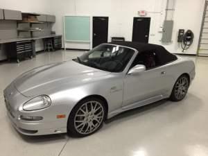 Maserati Grand Sport Spider Audio