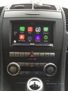 Mercedes Slk350 Stereo Upgrade For Richmond Client