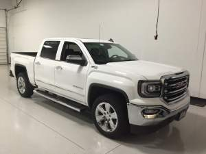 GMC Sierra Bed Cover