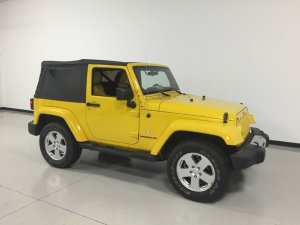 Richmond Client Improves Daughter's Jeep Wrangler Backup Safety