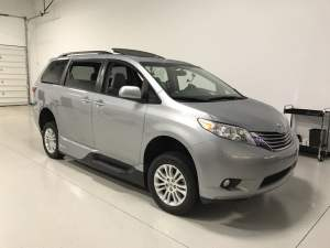 Toyota Sienna Remote Start