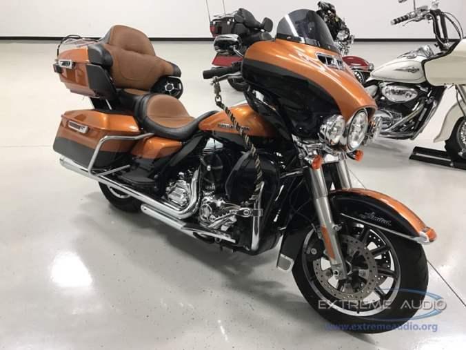 Harley-Davidson Ultra Limited Audio