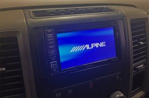 Dodge Ram Audio