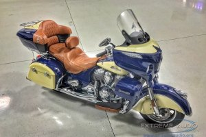 2016 Indian Roadmaster Stereo System Upgrade