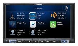 Alpine iLX-207