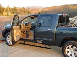 Truck Step Solutions