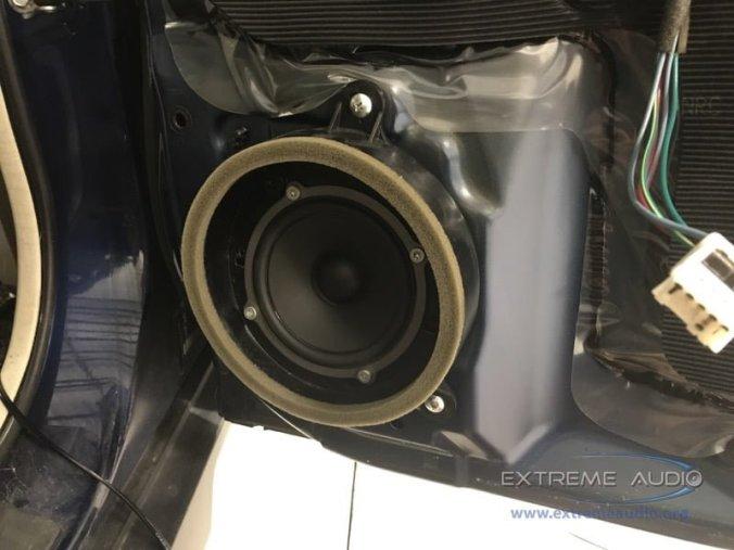 Subaru Outback Audio