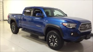 Toyota Tacoma Remote Starter for Midlothian Client