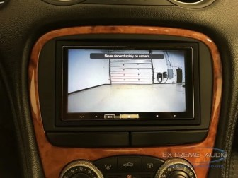 Mercedes-Benz SL500 Apple CarPlay