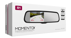 Momento R1 Rearview Mirror