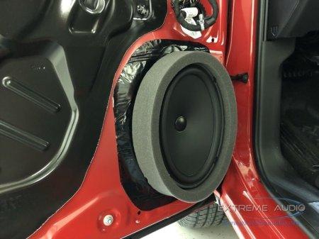 Chevy Silverado Audio