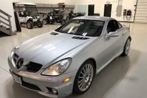 2005 Mercedes SLK55