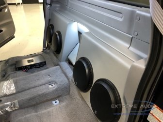 Ford F-150 Lightning Audio