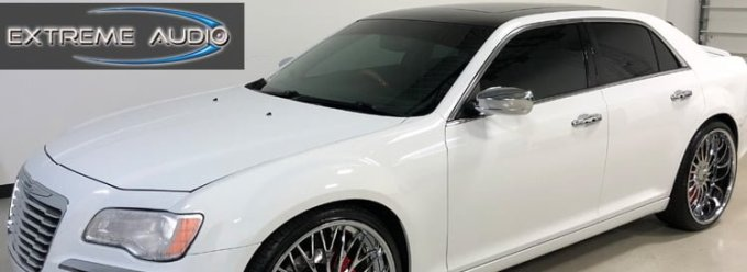 Colonial Heights Client Upgrades Chrysler 300 Audio System