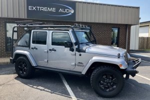 Jeep Wrangler Upgrades