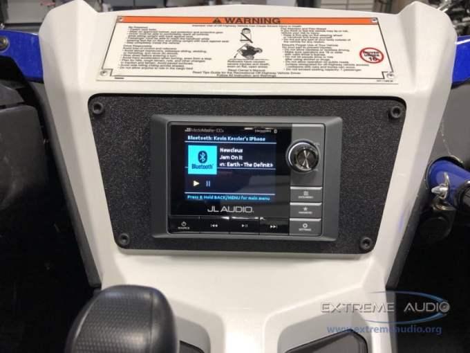 Yamaha YXZ Stereo