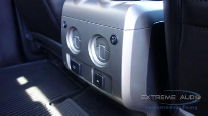 Ford Raptor Stereo